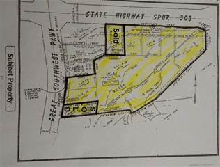Land for sale in 2535 S Great Southwest Parkway, Grand Prairie, TX, 75051