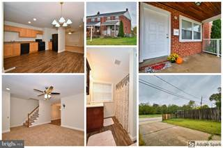 Townhouse for sale in 7701 CHARLESMONT ROAD, Dundalk, MD, 21222