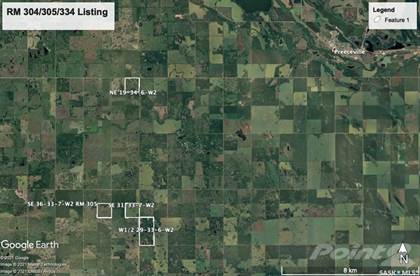 Farm And Agriculture for sale in RM's Buchanan, Invermay and Preeceville Farms, RM of Buchanan No 304, Saskatchewan