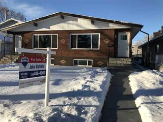 Single Family for sale in 12210 81 ST NW, Edmonton, Alberta