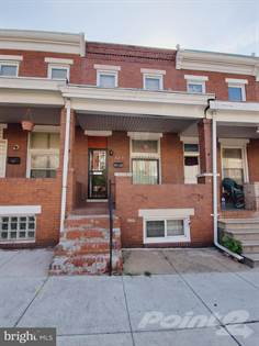 Single Family for sale in 629 N ROBINSON STREET, Baltimore City, MD, 21205