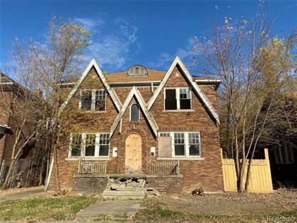 Multifamily for sale in 12027 Glenfield Street, Detroit, MI, 48213