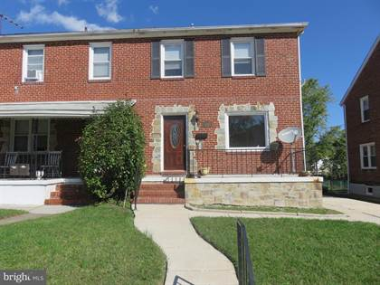 Residential Property for sale in 3012 WOODRING AVE, Baltimore City, MD, 21234