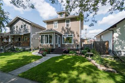 Single Family for sale in 309 Yale Avenue W, Winnipeg, Manitoba, R2C1V1