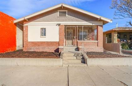Residential Property for sale in 3607 CLIFTON Avenue, El Paso, TX, 79903