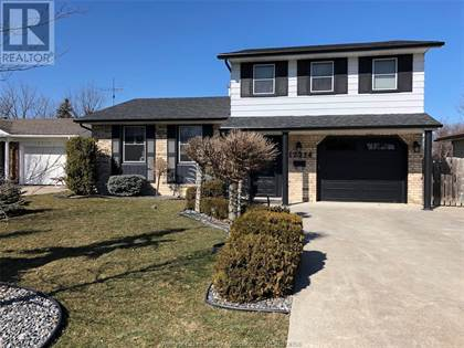 Single Family for sale in 12224 St. Thomas CRESCENT, Tecumseh, Ontario, N8N3J9