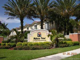 Townhouse for sale in 3039 SW 129th Way 151, Miramar, FL, 33027