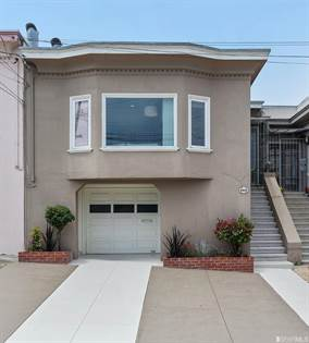 Residential Property for sale in 1331 22nd Avenue, San Francisco, CA, 94122