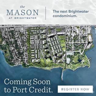 Condominium for sale in THE MASON BRIGHTWATER CONDOS, Mississauga, Ontario, L5H2H3