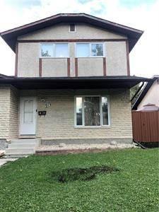 Single Family for sale in 213 Sun Valley Drive, Winnipeg, Manitoba, R2G2W6