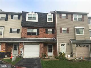 Townhouse for sale in 3030 GREENSHIRE AVENUE, Claymont, DE, 19703