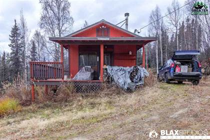 Residential Property for sale in 5265 SMOKEY MOUNTAIN ROAD, Fairbanks, AK, 99709