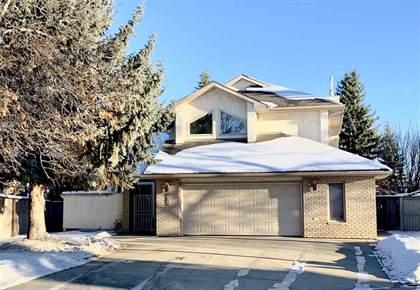 Single Family for sale in 267 HEAGLE CR NW, Edmonton, Alberta, T6R1W2
