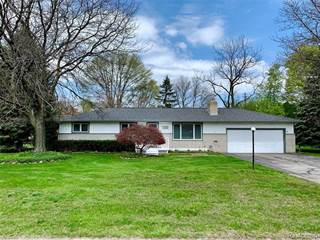 Single Family for sale in 1185 TORPEY Drive, Troy, MI, 48083