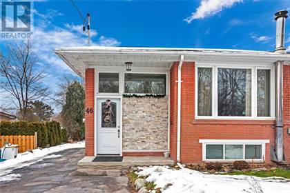 Single Family for sale in 46 NEWBURY DR, Newmarket, Ontario, L3Y4R1