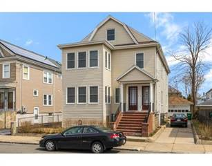 Multi-family Home for sale in 49-51 Burnside Street, Medford, MA, 02155