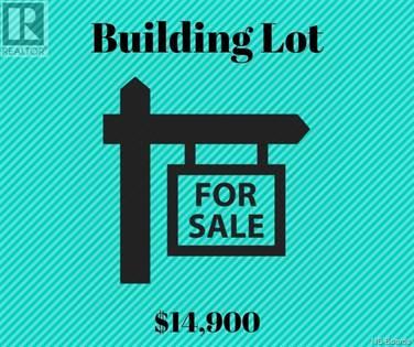 Vacant Land for sale in 390 Ludlow Street, Saint John West, New Brunswick