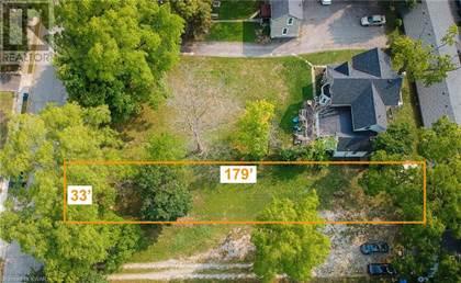 Vacant Land for sale in 44 HADDINGTON Street Unit1 PART, Cambridge, Ontario, N1R3P9