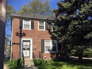 Single Family for sale in 17127 QUINCY Street, Detroit, MI, 48221