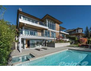 Single Family for sale in 2526 CHIPPENDALE ROAD, West Vancouver, British Columbia