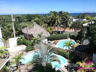 Condo for rent in SUNLIT 3-BDR APARTMENT WITH SEA VIEW AND SWIMMING POOL IN ENCUENTRO BEACH, Cabarete, Puerto Plata