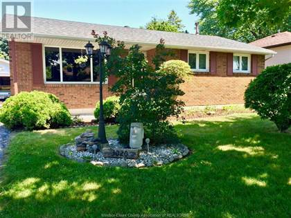 Single Family for sale in 3020 PEACE COURT, Windsor, Ontario, N8T2J4