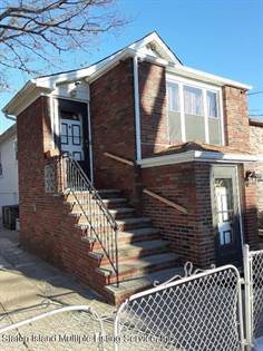 Residential Property for sale in 117 Piave Avenue, Staten Island, NY, 10305