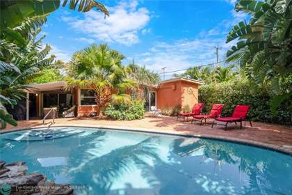 Residential Property for sale in 2506 NE 6th Ave, Wilton Manors, FL, 33305