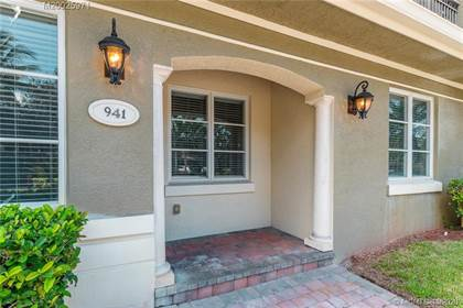 Residential Property for sale in 941 SE Willoughby Trace 44, Stuart, FL, 34997