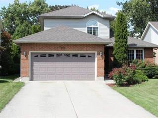 Residential Property for sale in 23 Plantation Pl, Chatham - Kent, Ontario