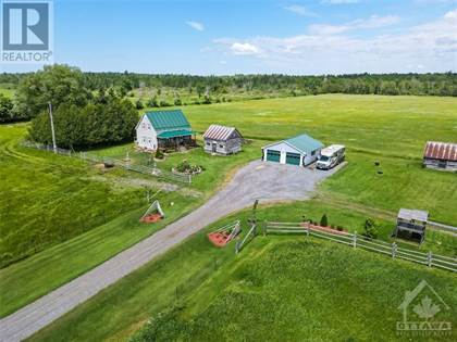Single Family for sale in 1482 PETER ROBINSON ROAD, Carp, Ontario, K0A1L0