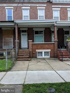 Residential Property for sale in 1761 HOMESTEAD STREET, Baltimore City, MD, 21218