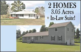Single Family for sale in 1141 Acorn Hill Road, Hobbsville, NC, 27946