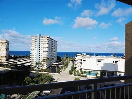 Residential Property for rent in 201 N Ocean Blvd 911, Pompano Beach, FL, 33062