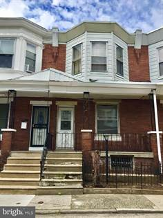 Residential for sale in 1428 N ITHAN ST, Philadelphia, PA, 19131