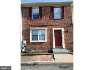 Townhouse for sale in 1019 OLD FORGE ROAD, New Castle, DE, 19720