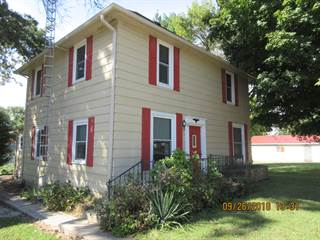 Single Family for sale in 118 CENTER Street, Hume, IL, 61932