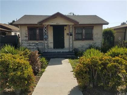 Residential Property for sale in 4970 Fir Street, Los Angeles, CA, 90016