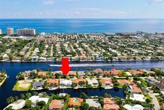 Single Family for sale in 5571 NE 33rd Ave, Fort Lauderdale, FL, 33308