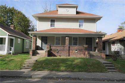 Residential Property for rent in 1340 North Gale Street, Indianapolis, IN, 46201