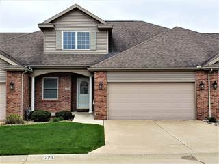 Townhouse for sale in 229 Spring Ridge Drive, Bloomington, IL, 61704