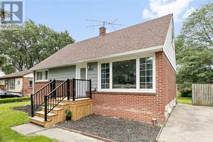 Single Family for sale in 3135 ACADEMY, Windsor, Ontario, N9E2H5
