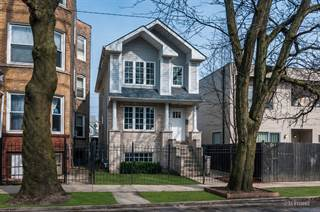 Single Family for sale in 1707 North Troy Street, Chicago, IL, 60647