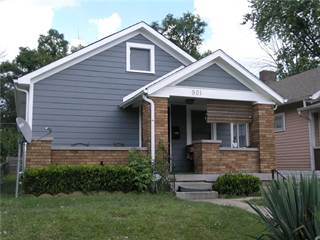 Single Family for sale in 901 North Linwood Avenue, Indianapolis, IN, 46201