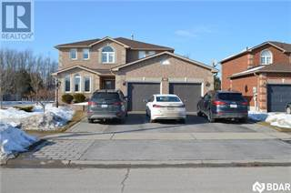 Single Family for sale in 102 BOURBON Circle, Barrie, Ontario, L4M7J7