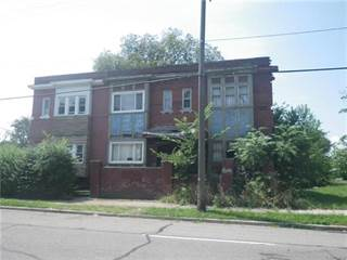 Townhouse for sale in 7641 BRUSH Street, Detroit, MI, 48202