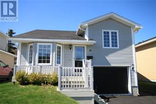 Single Family for rent in 10 Commander Place, Mount Pearl, Newfoundland and Labrador