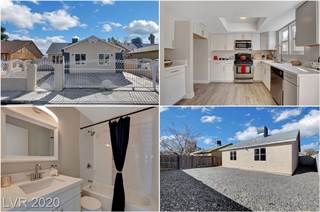 Single Family for sale in 454 LINN Lane, Las Vegas, NV, 89110