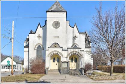 Commercial for sale in 1 Church St, Cramahe, Ontario