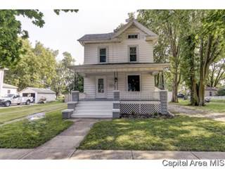 Single Family for sale in 208 W CONREY ST, Williamsville, IL, 62693